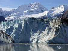 Free Alaskan Glacier Royalty Free Stock Photography - 6414337