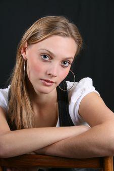 Free Female Model Stock Image - 6414471