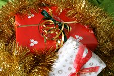 Free Christmas Gifts Stock Photos - 6414803