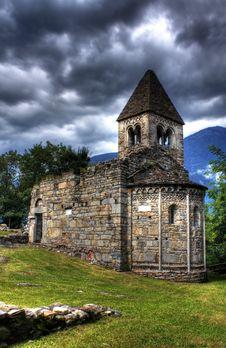 Free Church Royalty Free Stock Image - 6414896