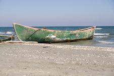 Free Green Boat Stock Photos - 6415253