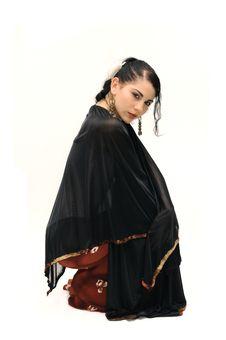 Free Dancer Female Portrait Stock Photography - 6415752