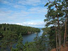 Free A Beautiful Island Valaam Royalty Free Stock Photo - 6416045