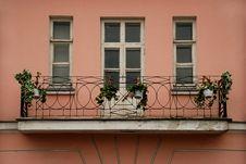 Free Balcony Royalty Free Stock Photography - 6416347