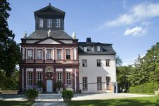 Free Palace Schwarzburg Royalty Free Stock Photography - 6416597