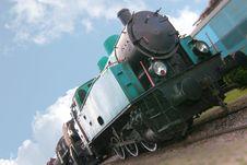 Free Puffer Train Royalty Free Stock Image - 6417046