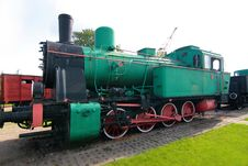 Free Puffer Train Stock Images - 6417114
