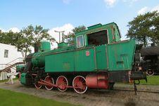Free Puffer Train Stock Image - 6417131