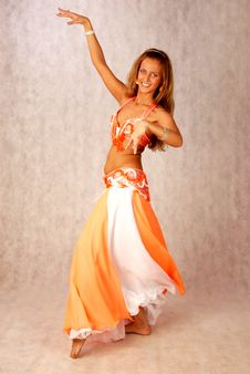 Free Bellydancer9 Stock Photography - 6417142
