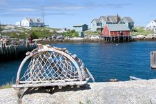 Free Peggy S Cove Royalty Free Stock Image - 6417826