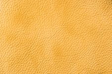 Free Natural Leather Texture Royalty Free Stock Images - 6418079