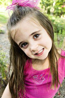 Free Brunette Beauty Royalty Free Stock Photo - 6418355