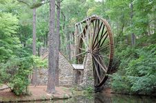 Free Old Grist Mill Stock Images - 6418504