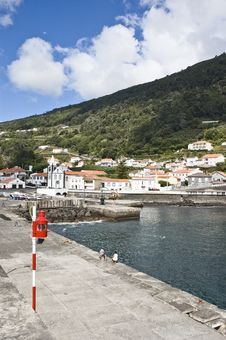 Free Village Of Ribeiras, Pico, Azores Stock Photos - 6418643