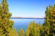 The Yellowstone Lake