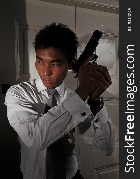 Agent/ Killer 107