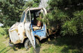 Free Damning Truck Royalty Free Stock Image - 6421376