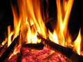 Free Fire Flame Ember Burn Royalty Free Stock Photo - 6422465
