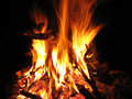 Free Fire Flame Ember Burn Royalty Free Stock Photography - 6422467