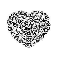 Free Love Shape Stock Image - 6420591
