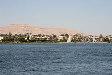 Free Egyptian Nile River Stock Image - 6420711