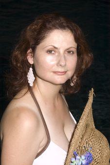 Free Beautiful Hispanic Woman Stock Photo - 6420760