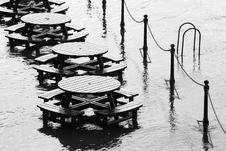 Free Flood Damage Royalty Free Stock Photography - 6420777