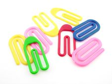 Free Paper Clips Stock Images - 6422224