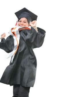 Free Graduation Royalty Free Stock Photos - 6422258
