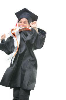 Free Graduation Royalty Free Stock Photos - 6422258