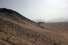 Free Sahara Desert Stock Photography - 6422372