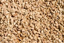 Free Close Up Of Gravel Royalty Free Stock Photos - 6422628