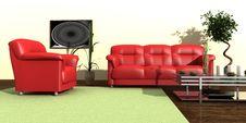 Free Modern Interior Stock Photos - 6423053