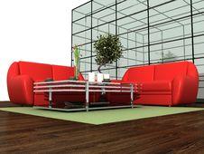 Free Interior Stock Photo - 6423110