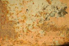 Free Rusty Pattern Royalty Free Stock Photo - 6423505