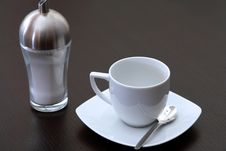 Free Capucchino Cup Stock Image - 6423571