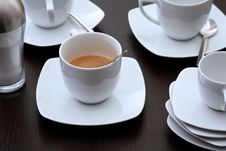 Free Capucchino Cup Royalty Free Stock Photo - 6423575
