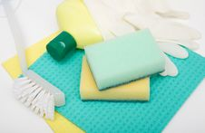 Free Sponge Stock Photography - 6423592