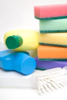 Free Sponge Stock Photography - 6423722