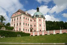 Free Becov Chateau Stock Image - 6424501