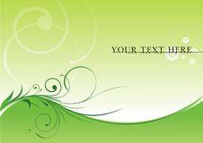 Free Green Pattern Royalty Free Stock Photo - 6424555