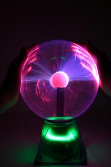 Free Plasma Ball Royalty Free Stock Photos - 6424668