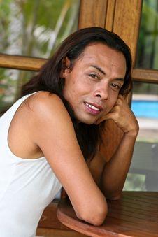 Free Thai Man Stock Images - 6425054