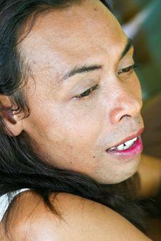 Free Thai Man Stock Image - 6425091
