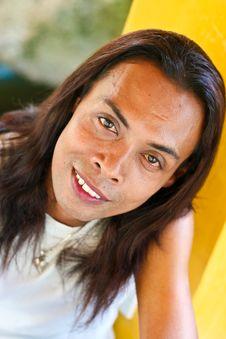 Free Thai Man Stock Photography - 6425192