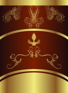 Royal Chocolate Royalty Free Stock Image