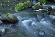 Free Flowing Water Stock Photography - 6425462