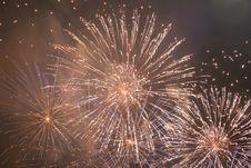 Free Fireworks Stock Image - 6425901