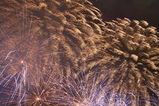 Free Fireworks Royalty Free Stock Image - 6425936