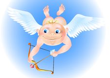 Free Angel-baby Royalty Free Stock Photography - 6426487